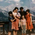 The Ghedina family